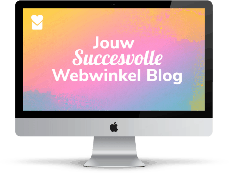 3D Cover Cursus Jouw Succesvolle Webwinkel Blog
