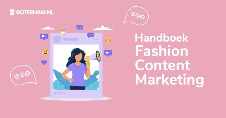 Handboek FCM - Hoe Promoot je je Fashion Content OG Cover