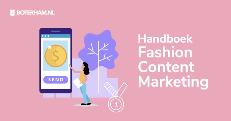 Handboek FCM - Hoe verdien je Geld met Fashion Content OG Cover