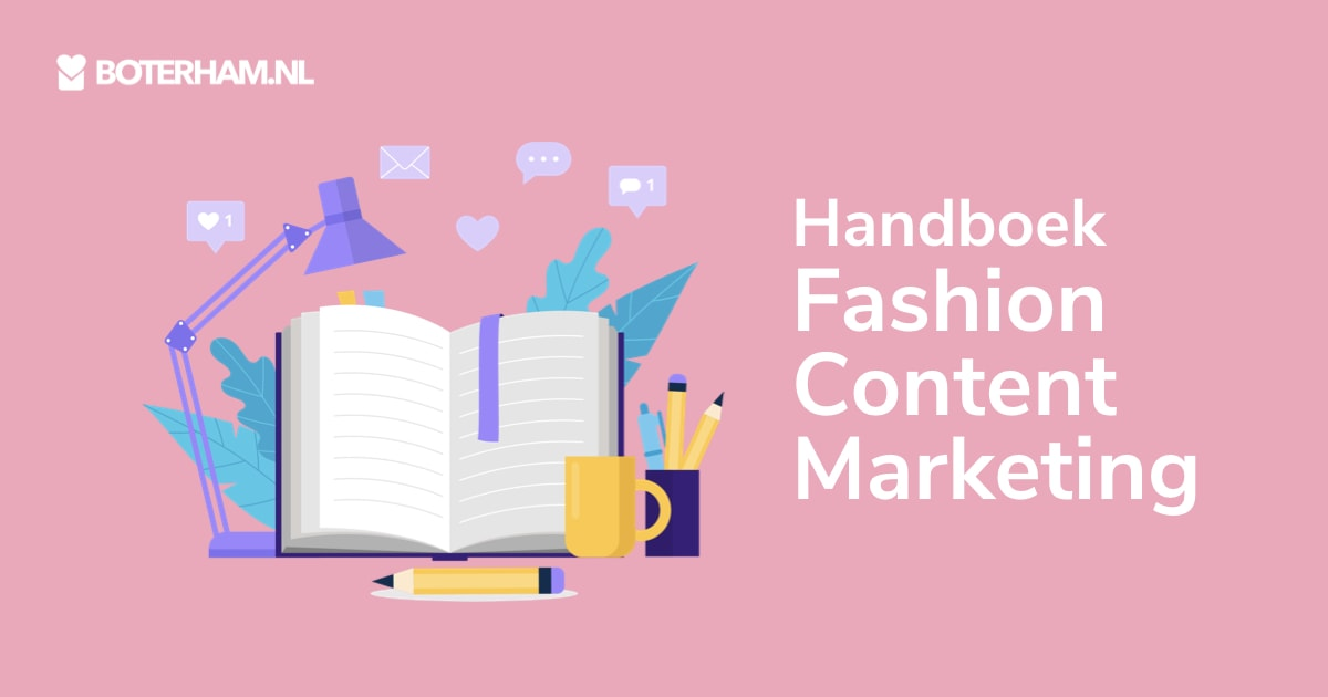 Handboek Fashion Content Marketing - Introductie Fashion Content Marketing Cover 1200x630