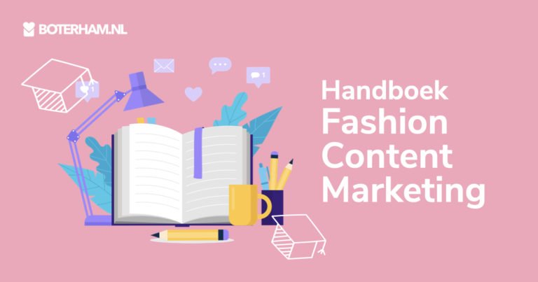 Handboek FCM - Introductie Fashion Content Marketing OG Cover