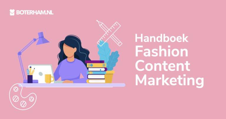 Handboek FCM - Wat is Fashion Content Marketing OG Cover