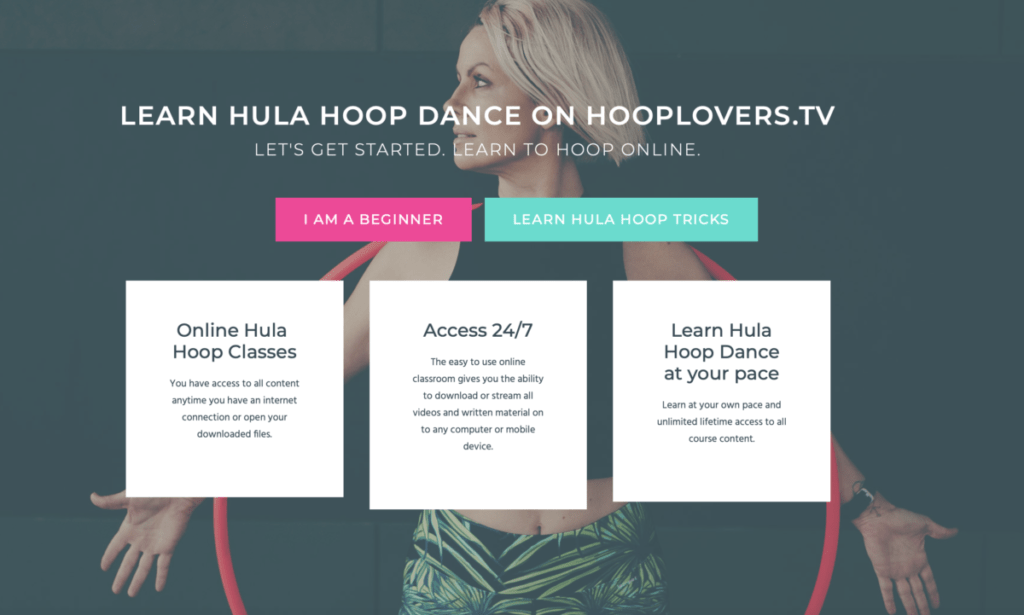 Hooplovers - homepage