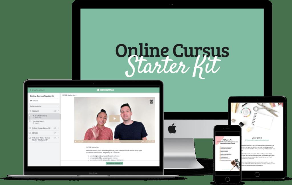 Online Cursus Starter Kit van Boterham.nl