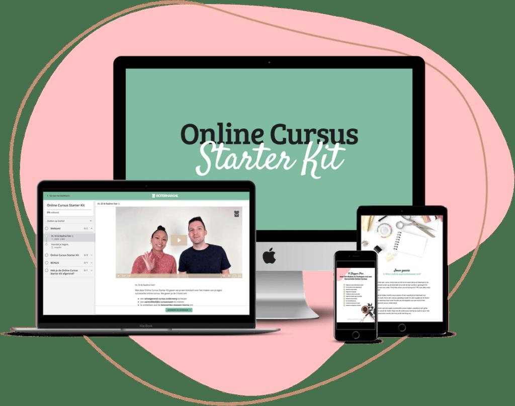 Online Cursus Starter Kit Boterham optin