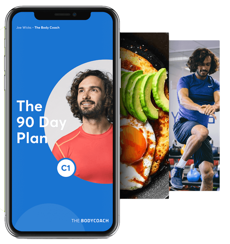 The Body Coach - mobiel