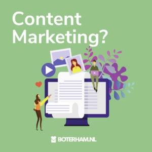 Wat is Content Marketing voor Webwinkels square