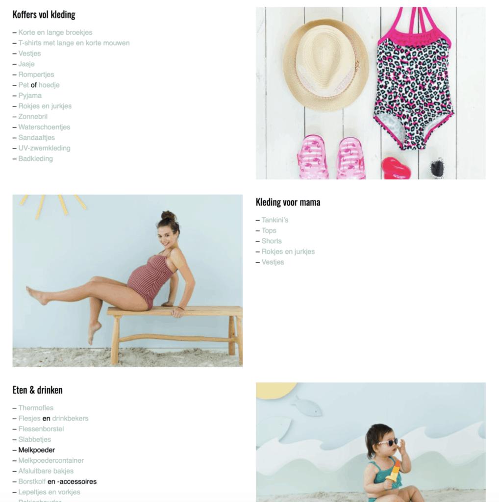 blogartikel checklist prenatal