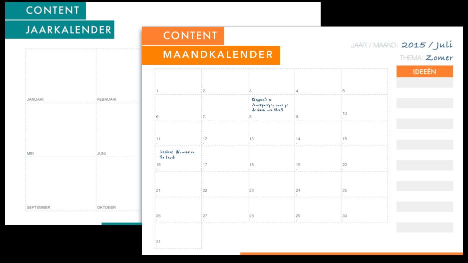 content-kalender