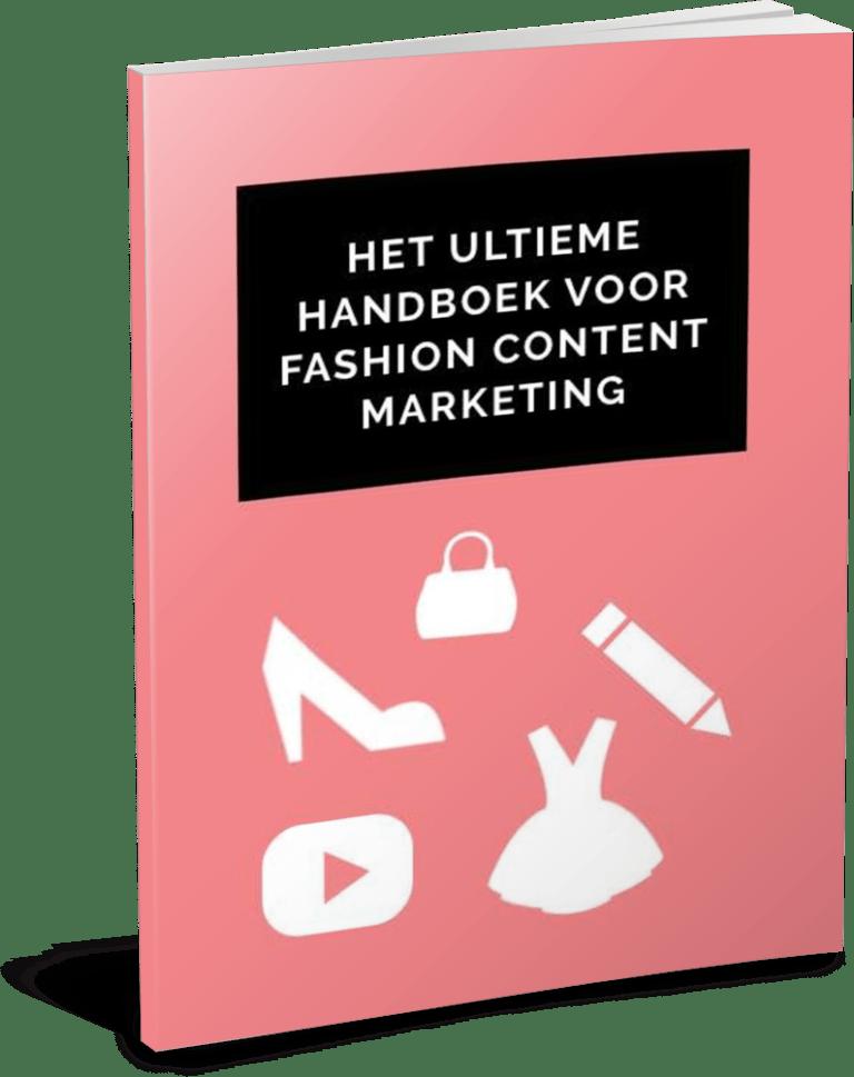 handboek fashion content marketing