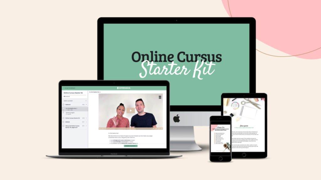 Online Cursus Starter Kit van Boterham