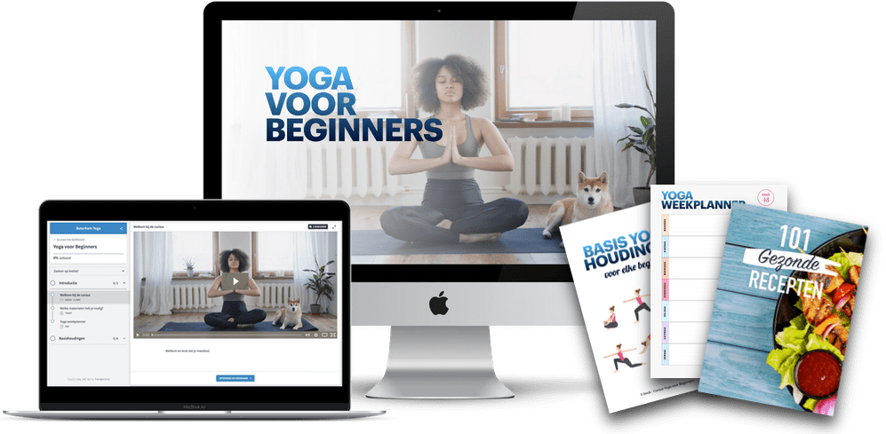 yoga cursus voorbeeld